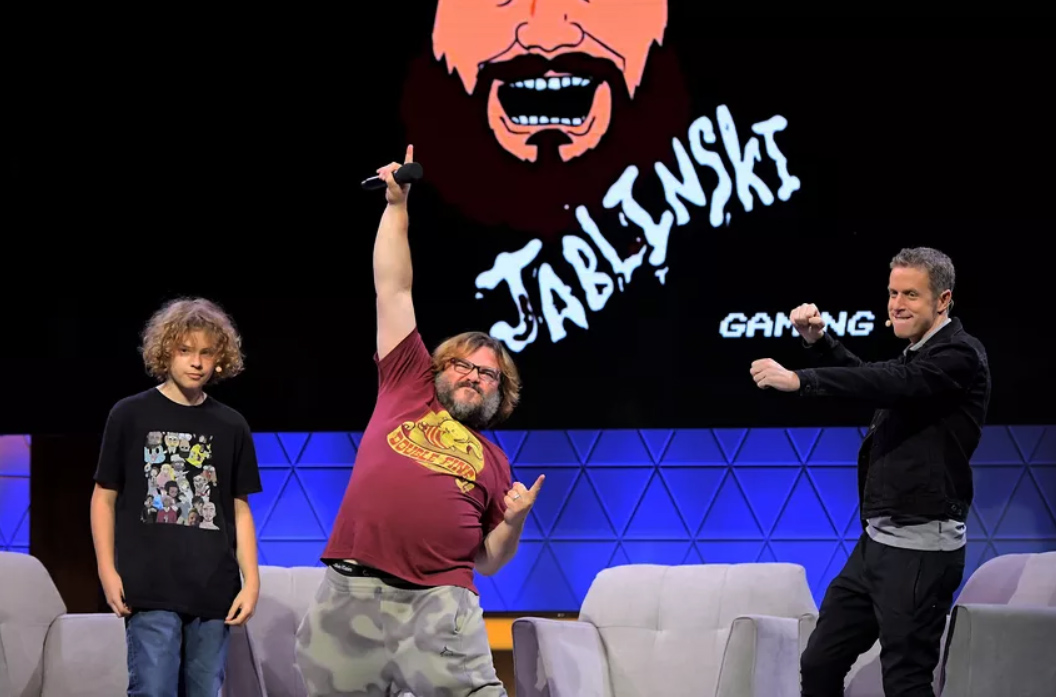 Jack Black And The E3 2019 Sellout Awards