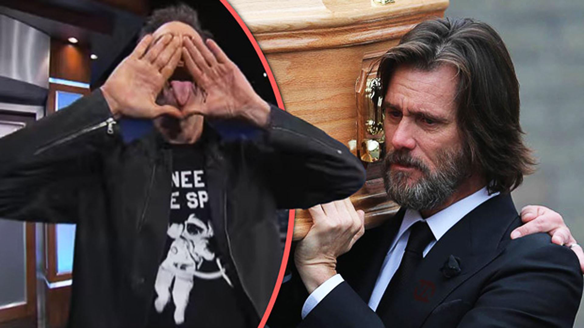 How Jim Carrey Paid The Price Mocking The Illuminati