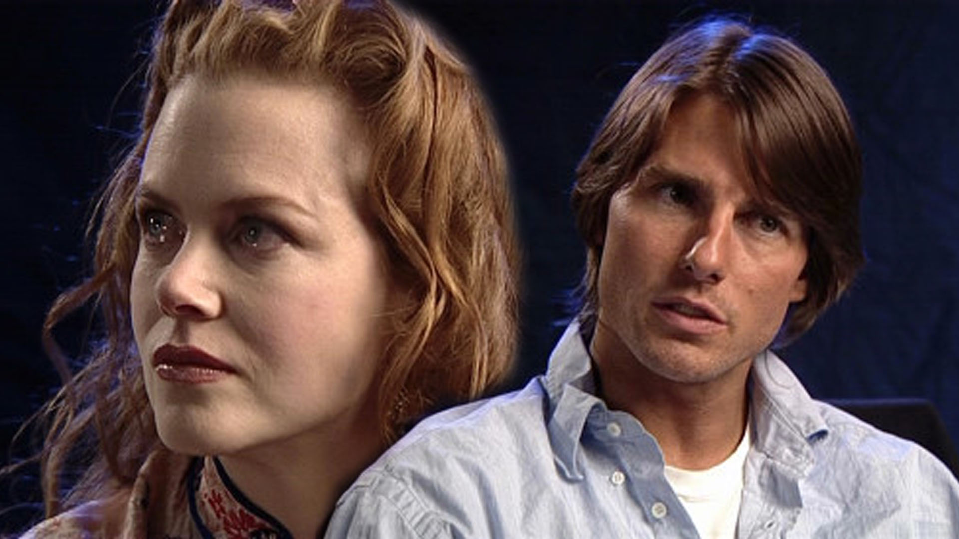 Tom Cruise And Nicole Kidman Blatantly Lie When Asked About Stanley Kubrick`s Death