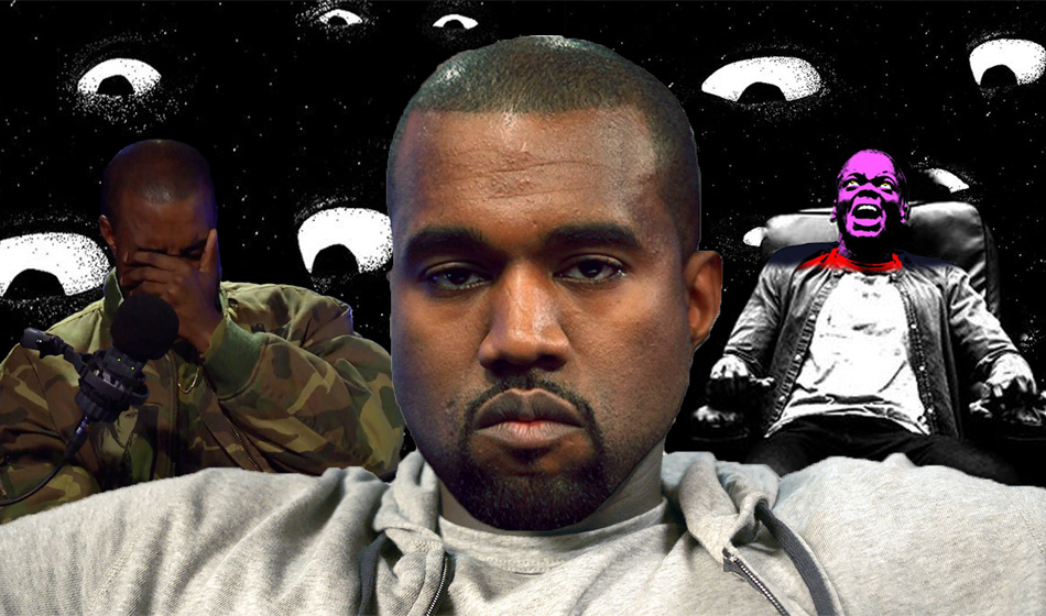 Kanye 'Get Out' West – Behind The Mental Breakdown