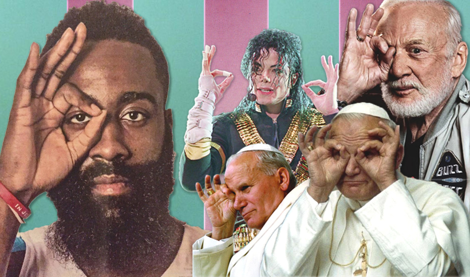 Breaking Down The Occult Meaning Of 'The Divine King' Or The 666 Hand Sign